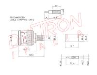 BNC-04G-TGN - Deltron Italia